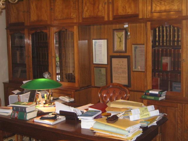 Studio Legale, ufficio Avv. Francesco Bianco
